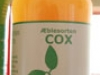 Cox, en æblemost fra æbledrengene blev kun 5'er i test