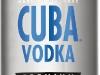 Cuba Vodka