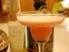 Amate Tequila med Chambord og Jordbæris