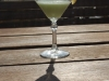 Italiensk is, Gin, lime og Agave sirup