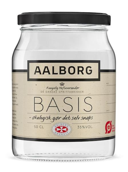 Aalborg basis snaps - Lav din egen hjemmesnaps
