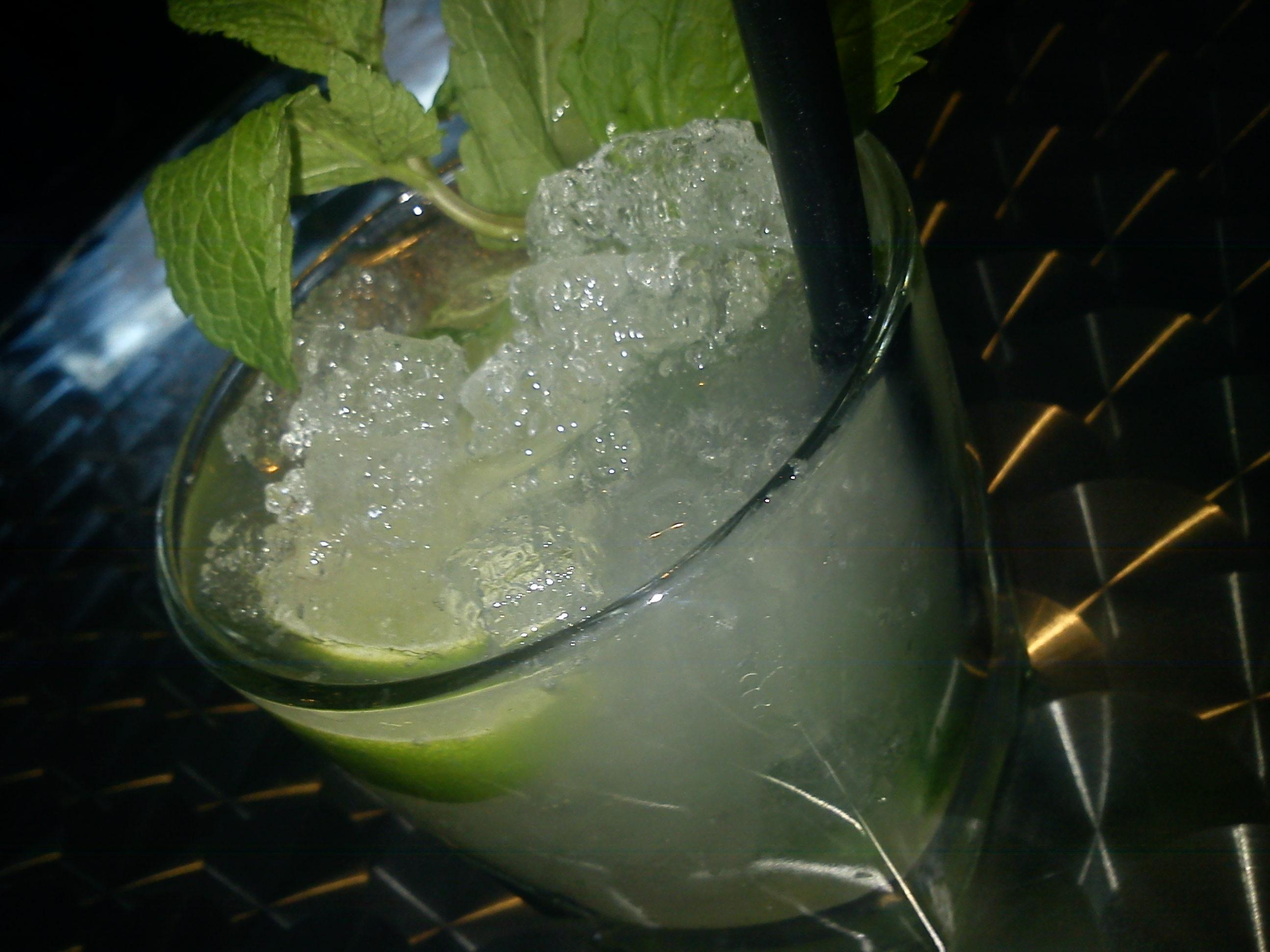 Mojito på Lab Bar