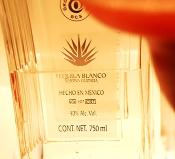 Økologisk Tequila