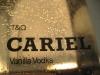 cariel vanille vodka