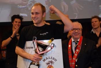 dm2009 flairing blev vundet af Kasper Henriksen