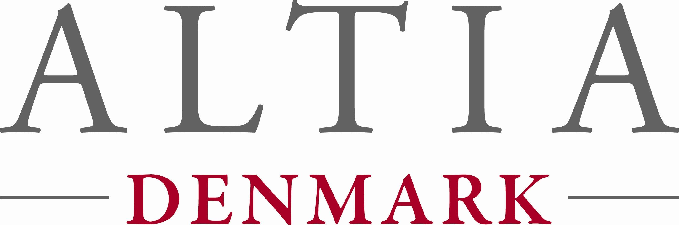 Altia Denmark logo