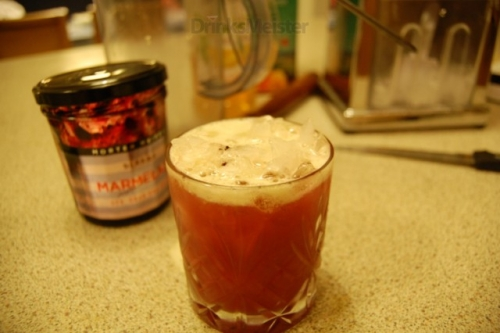 Cocktail Skum til drinks - Lavet på sifon
