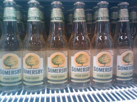 Somersby pære