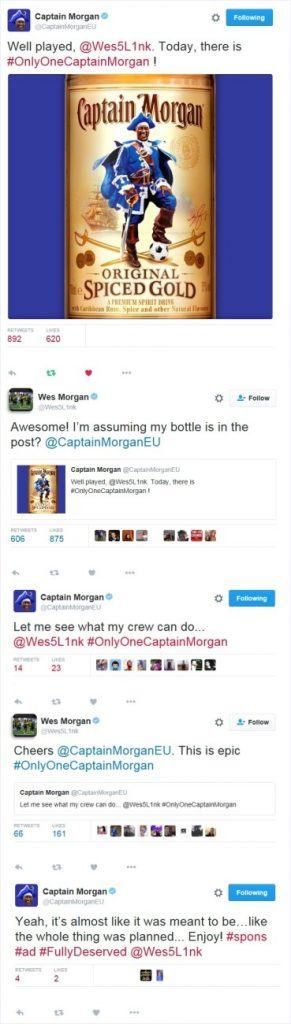 Captain Morgan wes003