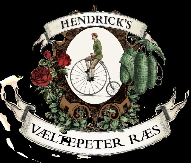 Hendricks Gin kopi