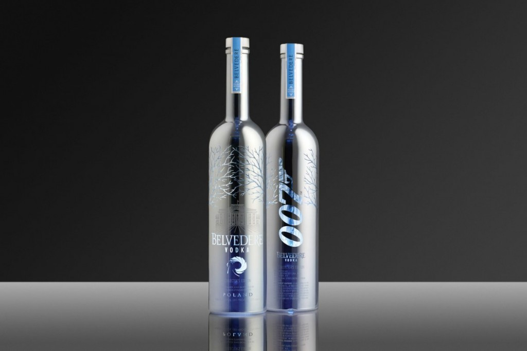 belvedere vodka james bond