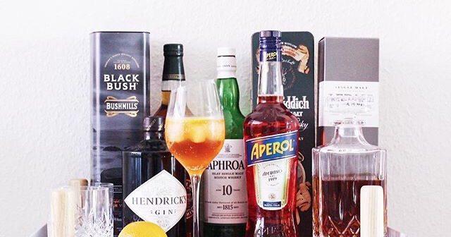 COCKTAIL FRIDAY – Aperol Spritz!